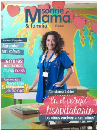 Revista Sonríe Mamá