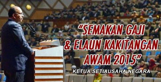 1 42 Juta Penjawat Awam Memohon NajibRazak Mengkaji Elaun Kakitangan Awam Alihamsa55