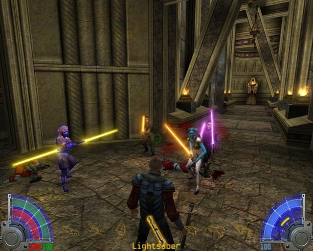 Star Wars Jedi Knight Jedi Academy PC Full Español Descargar DVD5