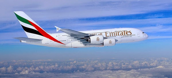 Emirates to fly first A380 commercial flight to Manila today