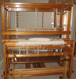 My Glimakra Standard loom