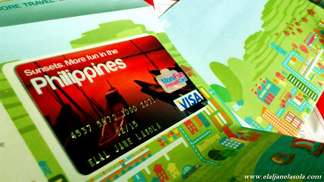 BPI More Fun Prepaid Card (VISA)