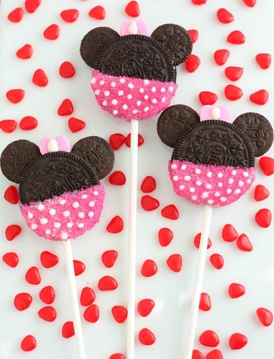 Decoracio  N De Fiestas Infantiles De Minnie Mouse 26