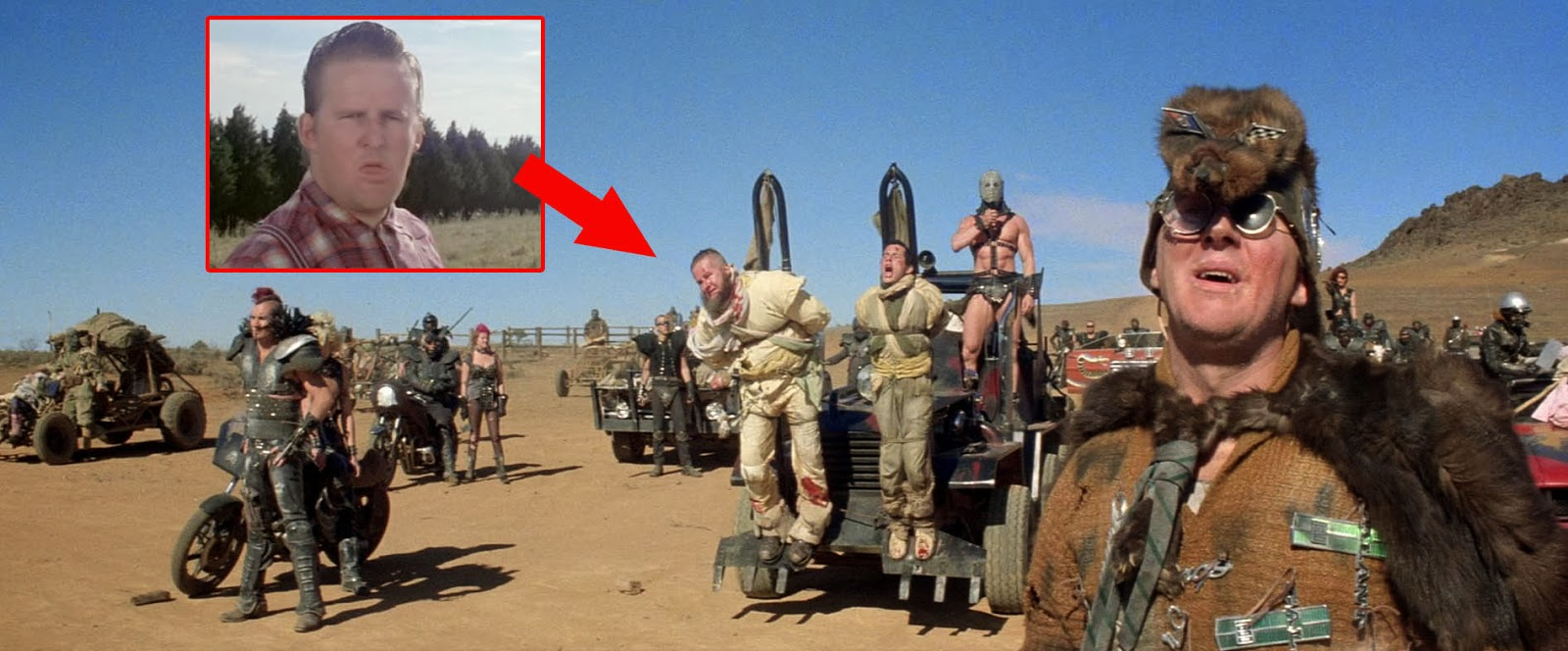 Mad Max The Wasteland George Miller Previews Mad Movies