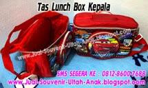 Klik Gambar ini untuk detail >> Tas Lunch Box Kepala Karakter