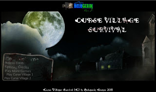 Curse Village Survival