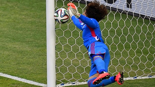 Guillermo Memo Ochoa World Cup Brazil 2014, part 2