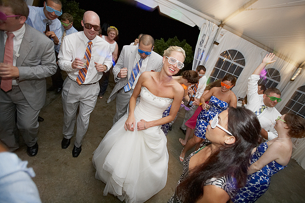 Harkness CT wedding: dance
