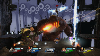 Playstation All-Star Battle Royale Hades Level