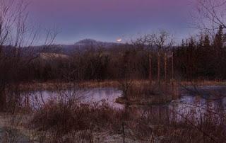 gambar gerhana bulan total