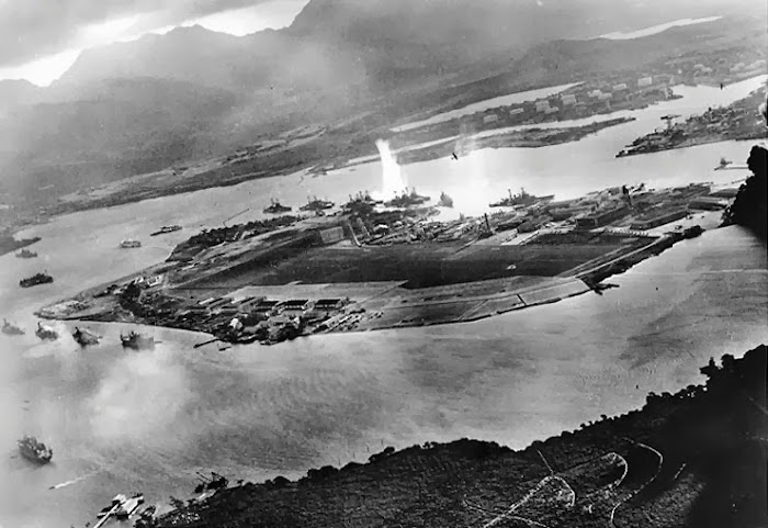 pengeboman pearl harbor