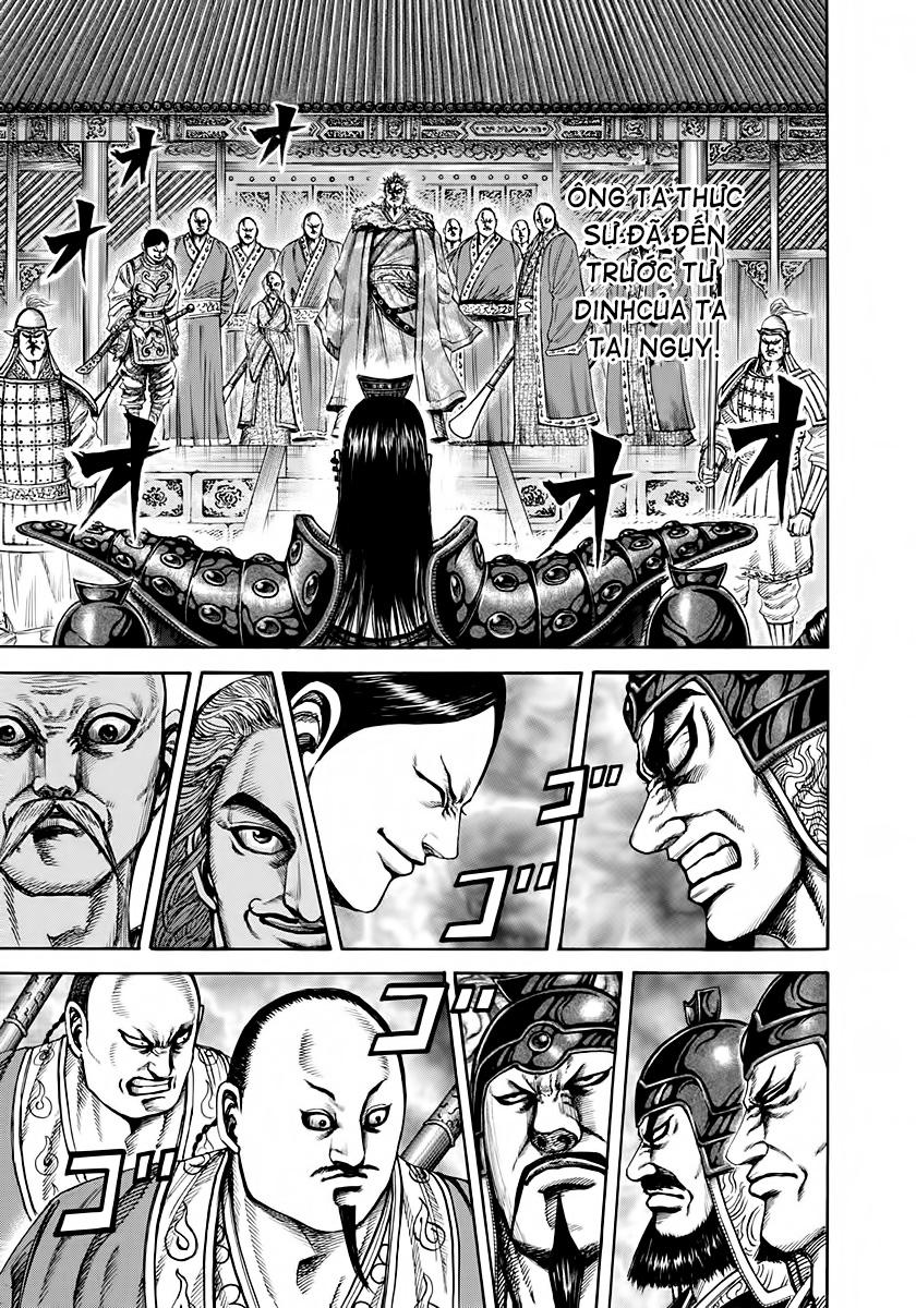 Kingdom - Vương Giả Thiên Hạ Chapter 198 page 8 - IZTruyenTranh.com