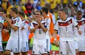 Dukun Salah Mantera, Brasil Dicukur Kuncung Oleh Jerman