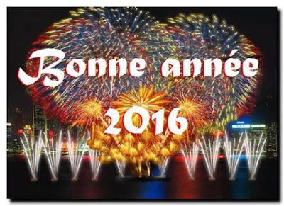 SMS bonne année 2016