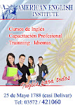 AMERICAN ENGLISH INSTITUTE