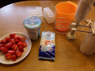 Eis selber selbst machen herstellen schnell günstig lecker