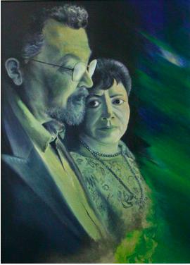 Germán y Josefina