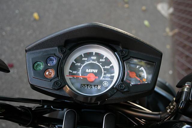 motorcycles: Yamaha Zuma 125