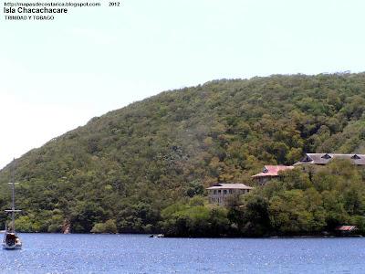 Foto de la Isla Chacachacare, TRINIDAD Y TOBAGO