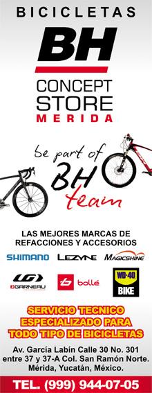 BH Concept Store Mérida