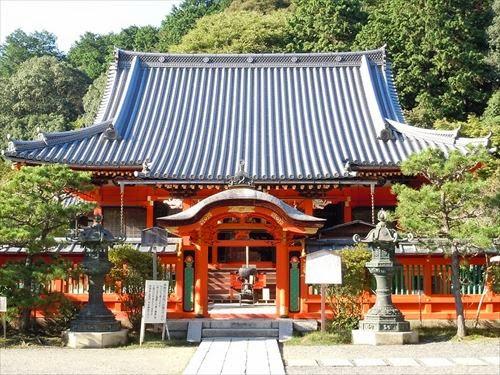 毘沙門堂(びしゃもんどう)