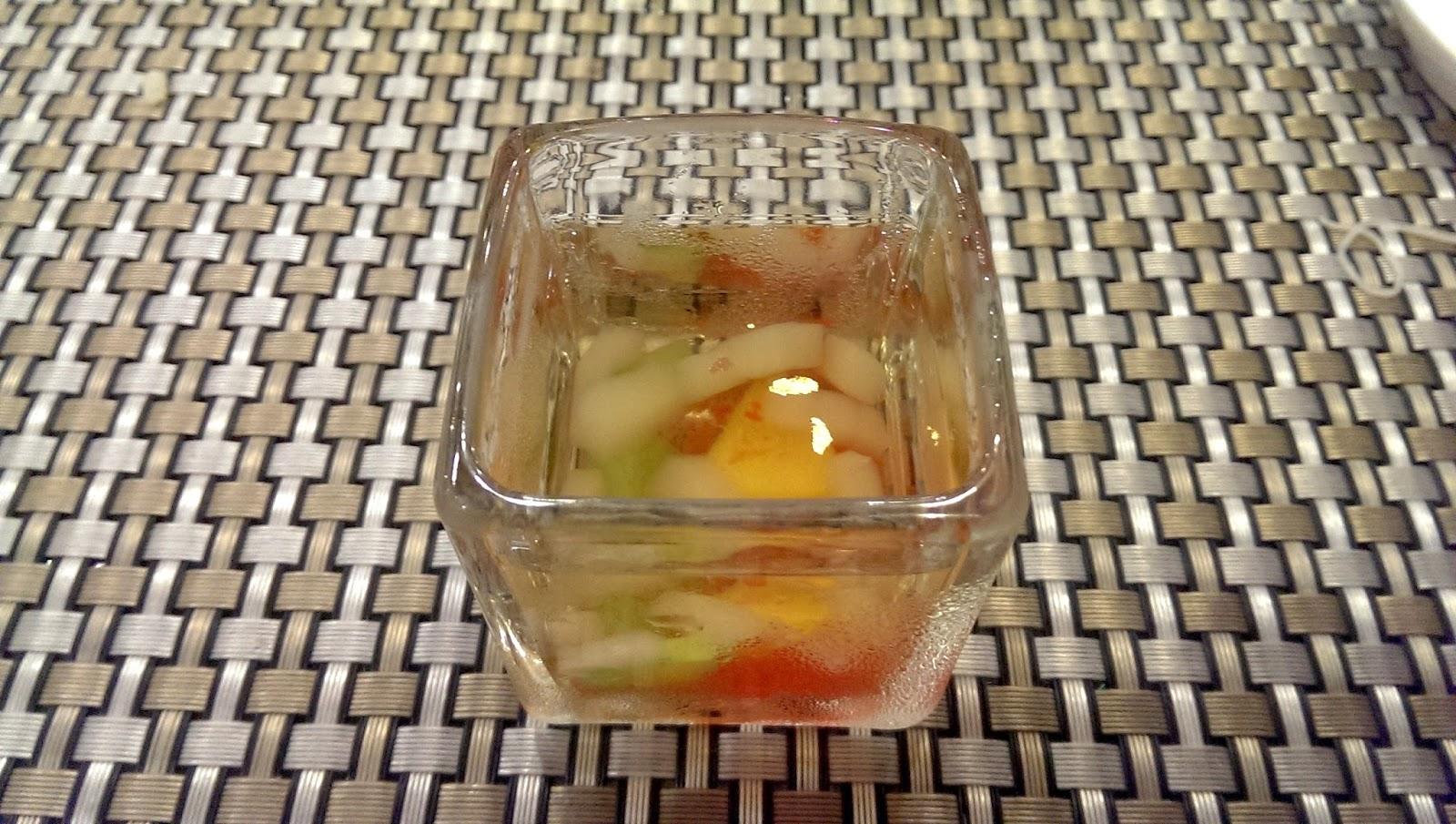 2015 07 13%2B20.45.59 - [食記] 二階堂懷石料理 - 令人不知所措的老日式料理