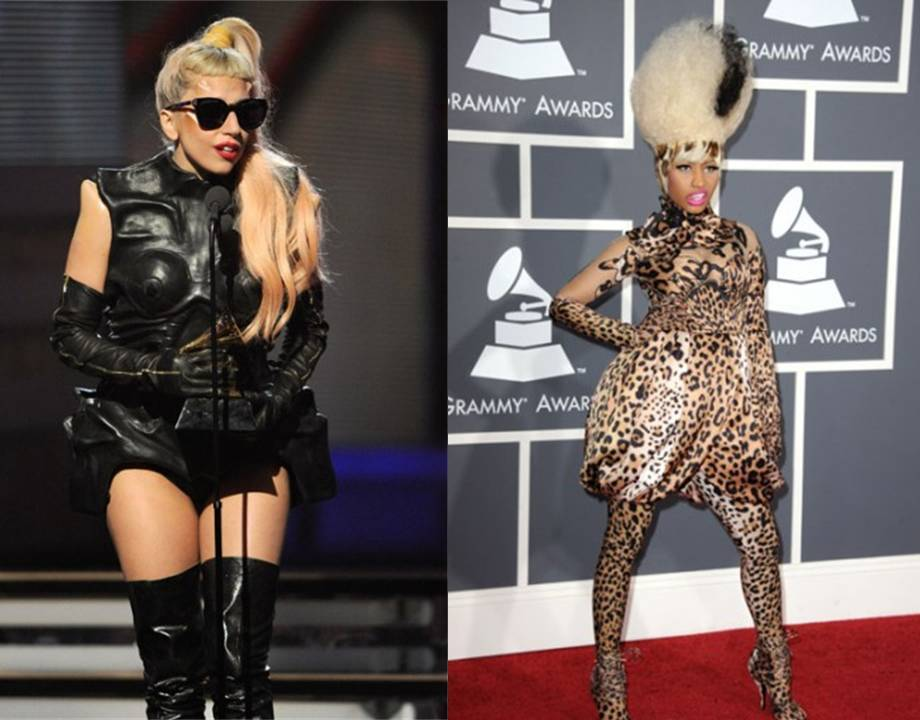lady gaga outfits grammys 2011. Outfit 2011. Lady Gaga and