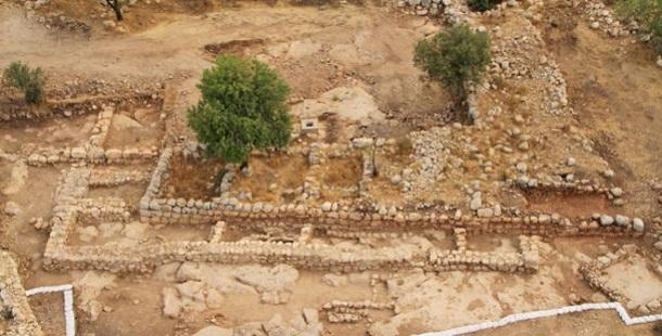 Encontrado palácio do tempo do Rei David em Israel