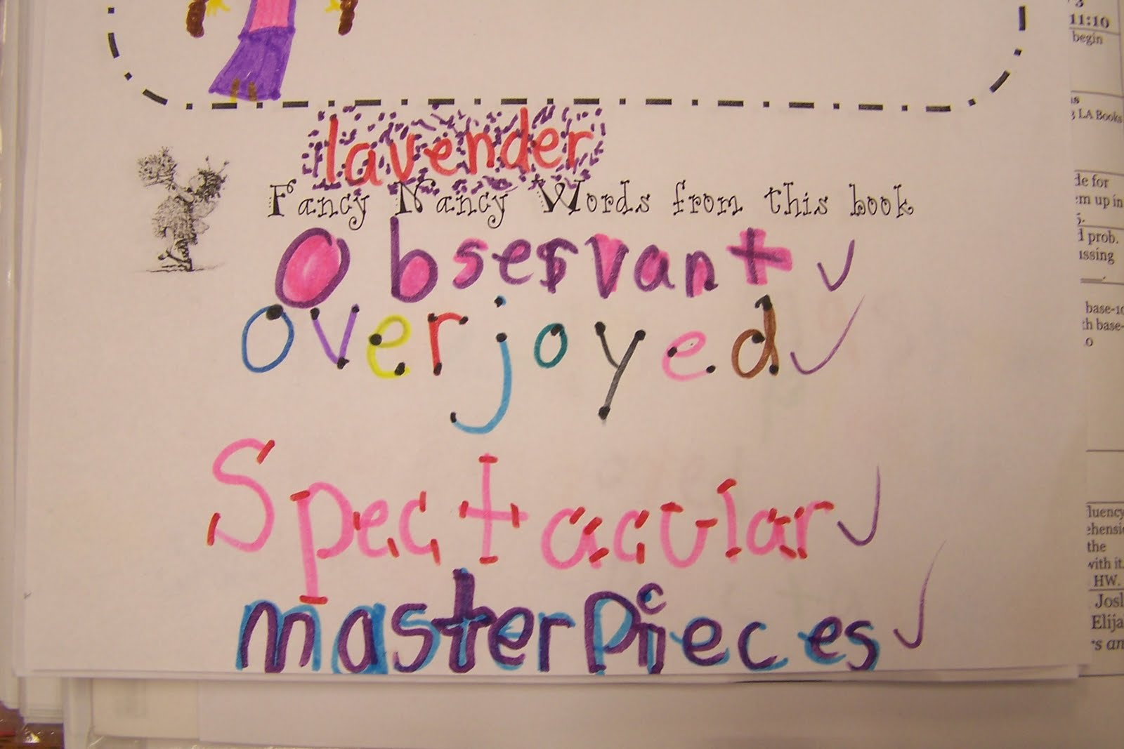 Another Word For Overjoyed  Letters