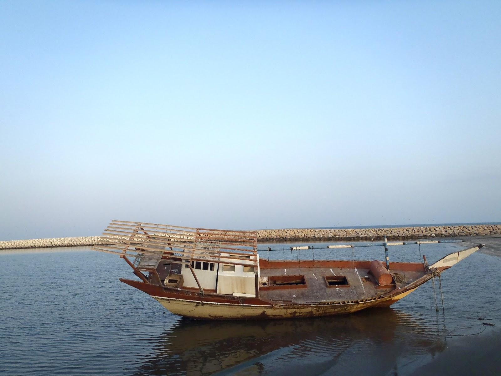 Sohar Oman  City new picture : The shoreline by The Cornish in Sohar, Oman