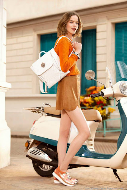 Looks de moda primavera verano 2016 Uma.