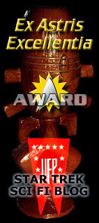 STAR TREK EAS AWARD