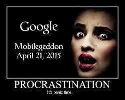 Algoritma MobileGeddon 21 april 2015