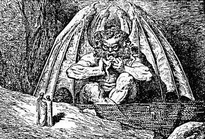 dantes satan in the medieval thought Dante alighieri dante alighieri (1265-1321) was the leading poet of the late middle ages and early renaissance he was also a prominent thinker in the fields of literary theory, moral and social philosophy, and political thought.