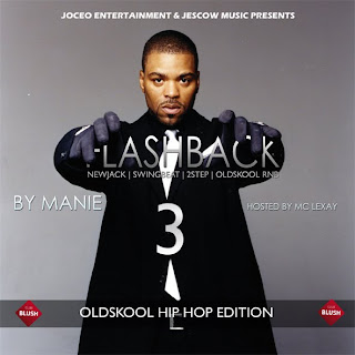 Dj Manie - FLASHBACK3 (the mixtape) - Oldskool Hip Hop Edition