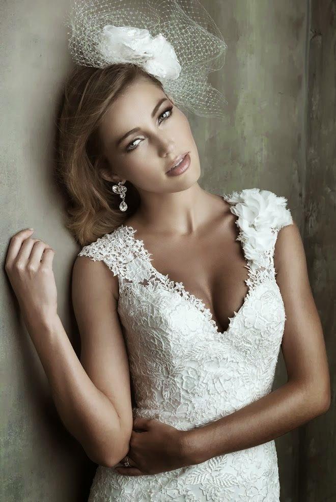 Emma Bolt, tu Asesora de Imagen... Escotes para novias con mucho pecho