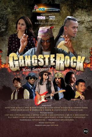 Sinopsis Dan Video Gengsterock : Kasi Sengat (2015)