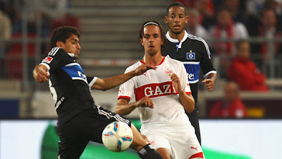 VFB Stuttgart 1 - 2 Hamburger SV (1)