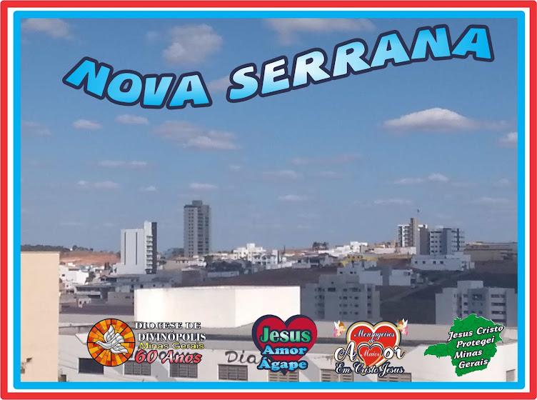 Nova Serrana Vista do Centro da Cidade