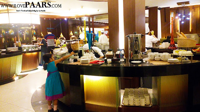 Seasons Cafe Buffet - Waterfront Manila Pavilion Hotel
