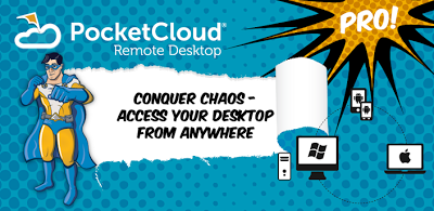PocketCloud Remote Desktop Pro v1.3.230 APK Download