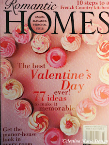 Featured in Romantic Homes  February 2012
