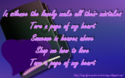 Book Of Love - Fleetwood Mac Song Lyric Quote in Text Image