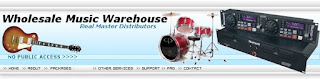 wholesale music wholesaler-distributor dropshipper