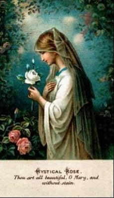 Our Lady of the Rosary, Pray for us!