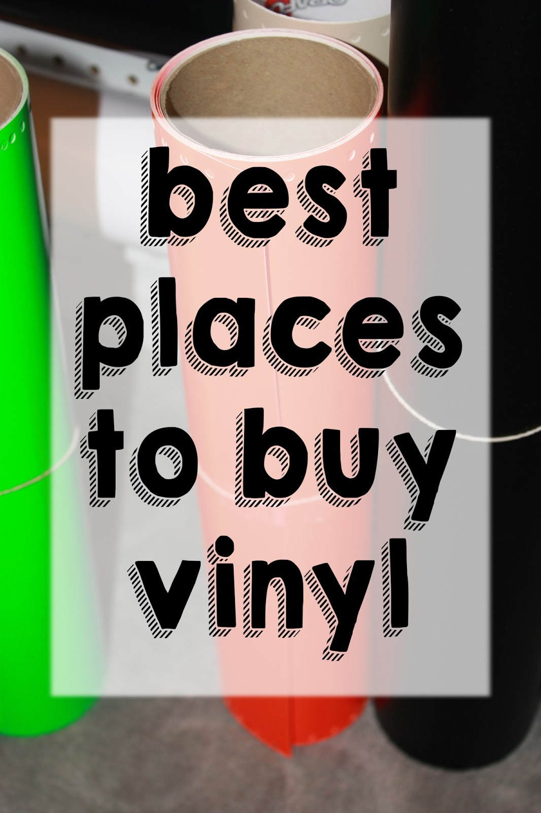 Vinyl expressions where is the best place to buy vinyl for Best site to buy