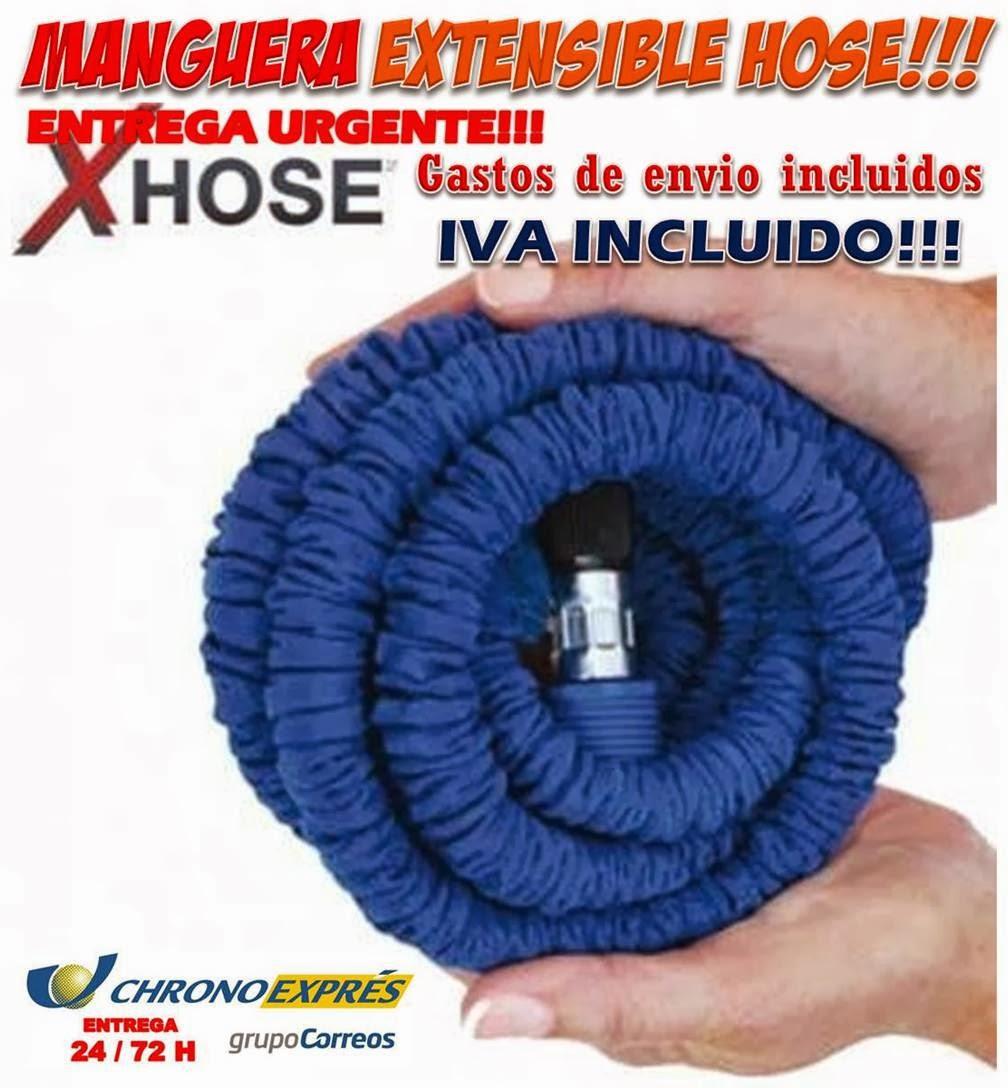 Comprar la famosa manguera extensible HOSE XXL, Manguera HOSE barata