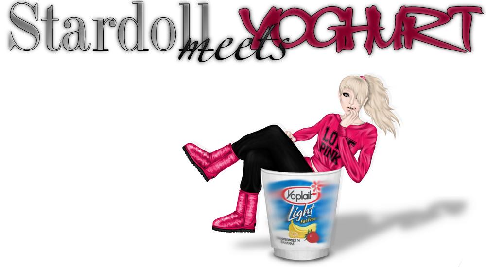 Stardoll Meets Yoghurt