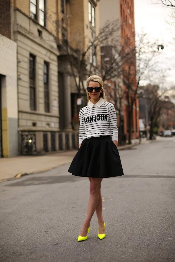 Style Icon: Blair Eadie of Atlantic Pacific - BonJour