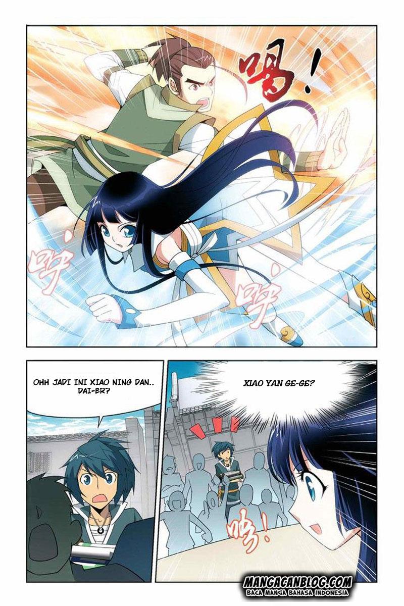 Battle Through Heaven Chapter 06-23